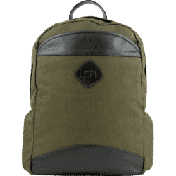 Canvas field pack groen