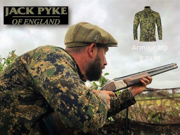 Jack Pyke Armour top digicam